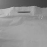 ldpe DKT draagtassen wit